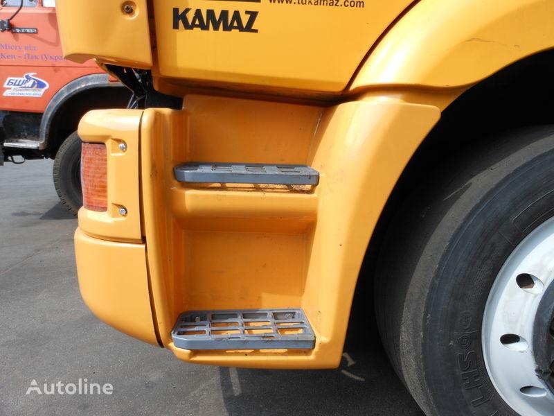 yeni KAMAZ 65115 kamyon için basamak