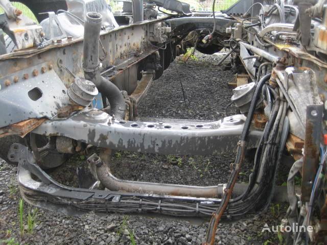 tır için Scania R420 frame and drive axle R780 çerçeve