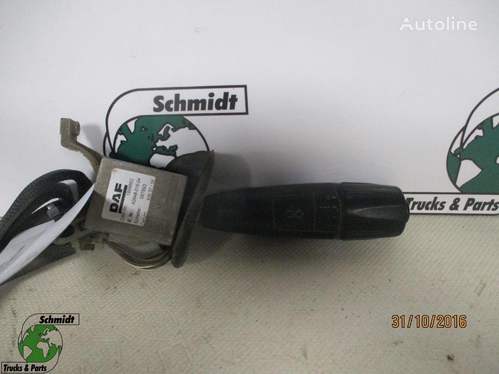 DAF tır için cihaz paneli