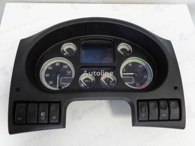 DAF 105 XF tır için Siemens VDO Automotive AG Instrument cluster 1743496, 1605300, 1605301, 1699396, 1699397 (DELIVERY WORLDWIDE) cihaz paneli