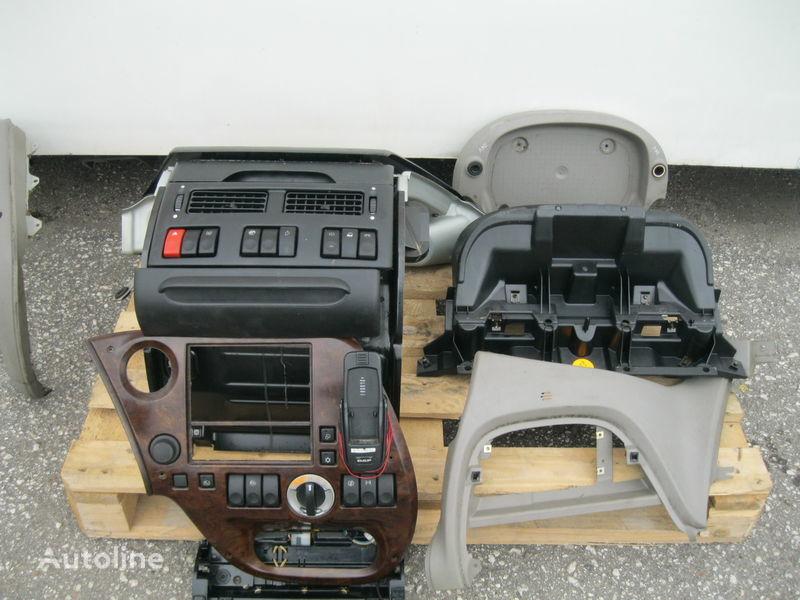 DAF XF 105 tır için cihaz paneli