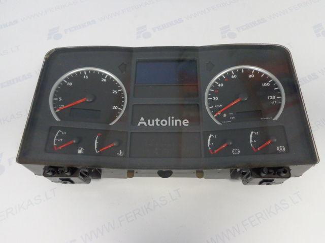 MAN tır için Siemens VDO Automative AG 81272026154 cihaz paneli