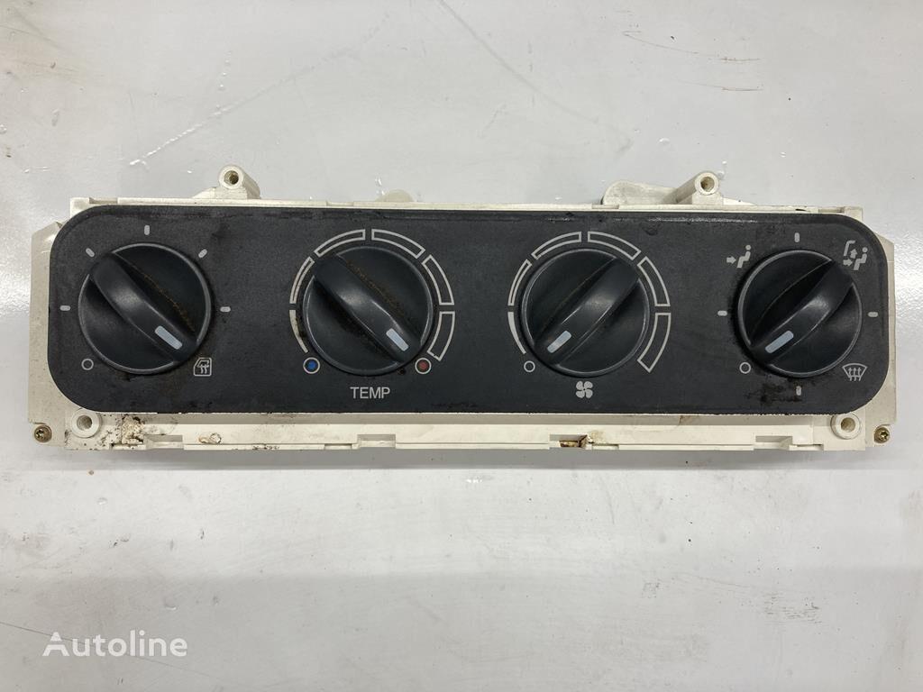 MAN Bedieningspaneel kachel TGL tır için cihaz paneli