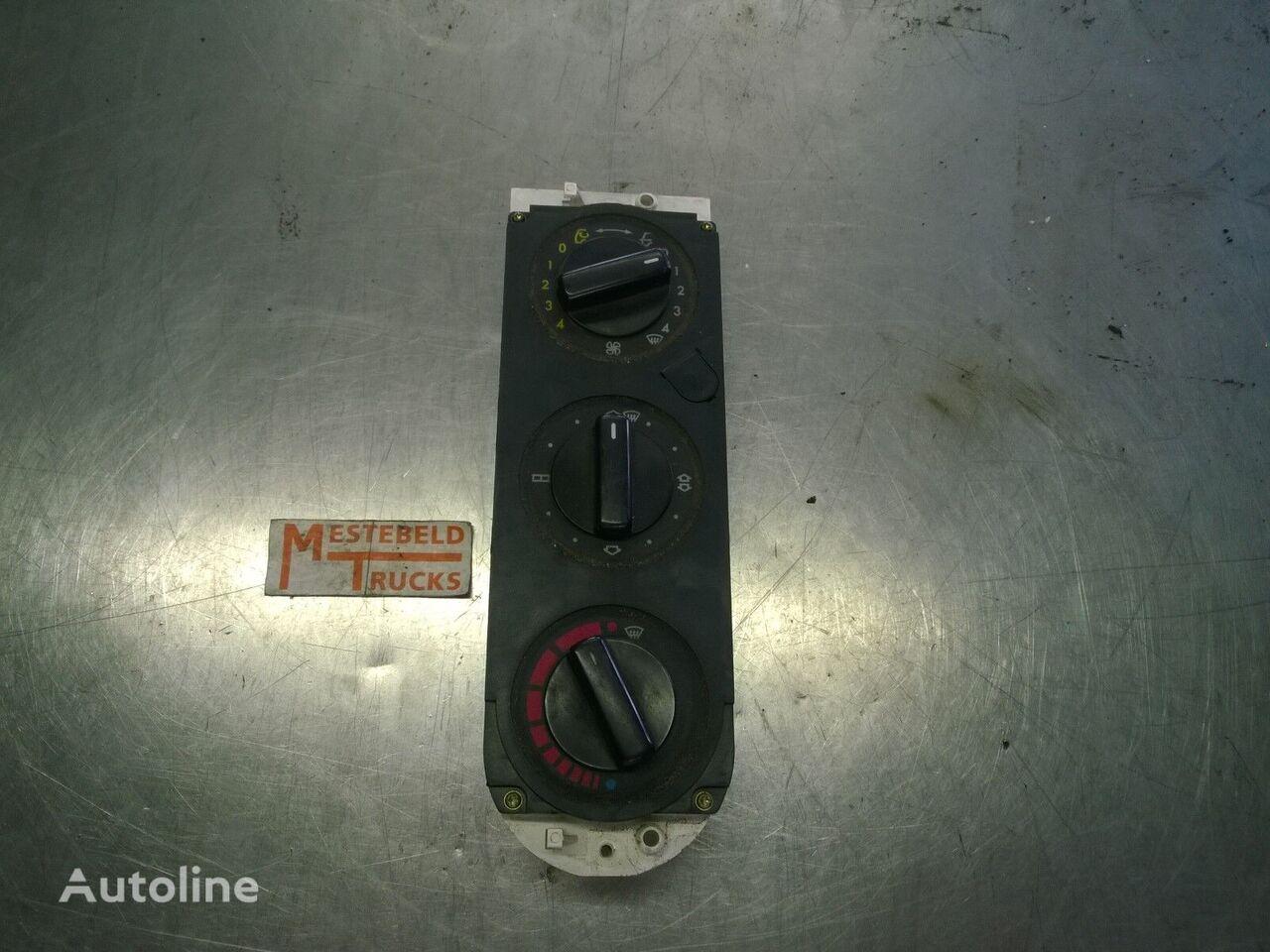 MERCEDES-BENZ Kachelregelunit kamyon için Kachelregelunit cihaz paneli