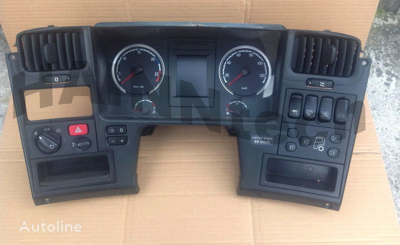 SCANIA R Series kamyon için SCANIA DASHPANEL cihaz paneli