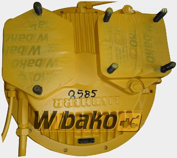 LIEBHERR PVG250B281 ekskavatör için Pump distributor gear Liebherr PVG250B281 dağıtıcı