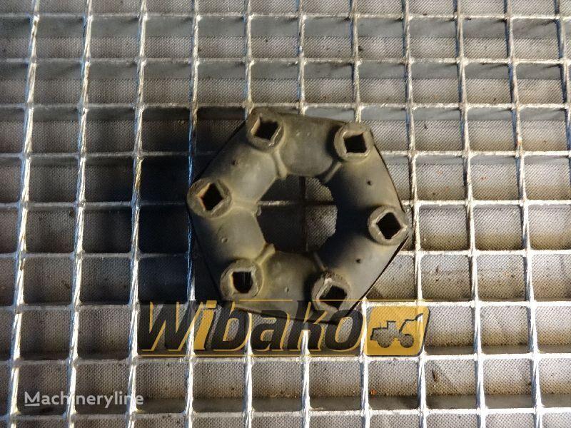 632505 (0/50/140) ekskavatör için Coupling Juboflex 632505 debriyaj diski