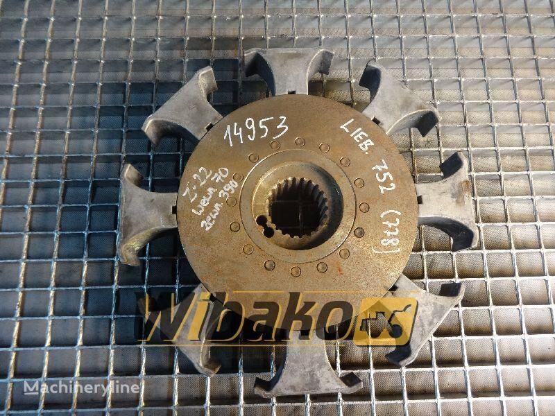 752 (22/70/390) diğer için Coupling Liebherr 752 debriyaj diski