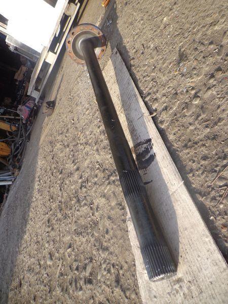 VOLVO FM, FH kamyon için 34 shlica difrensiyel mili