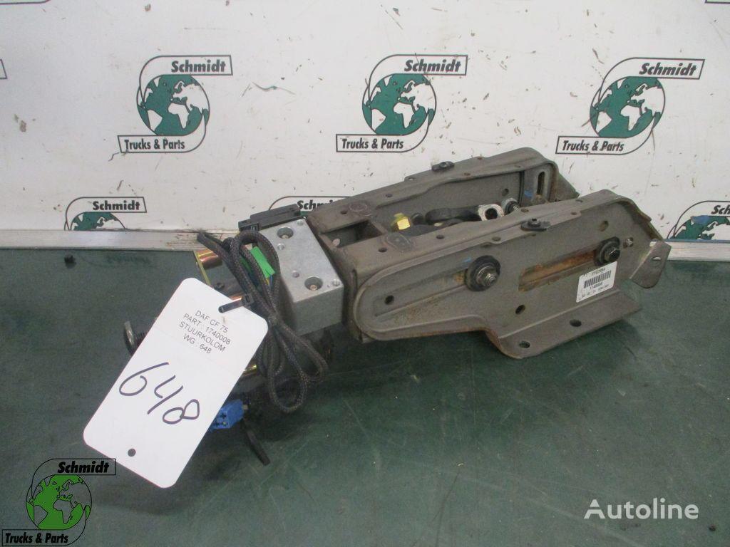 DAF kamyon için DAF 1740008  CF 85 direksiyon kutusu