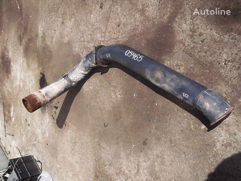 kamyon için gaza Iveco egzost borusu