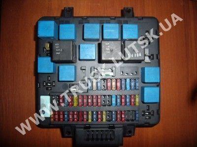 RENAULT kamyon için Renault Predohraniteley emniyet kutusu