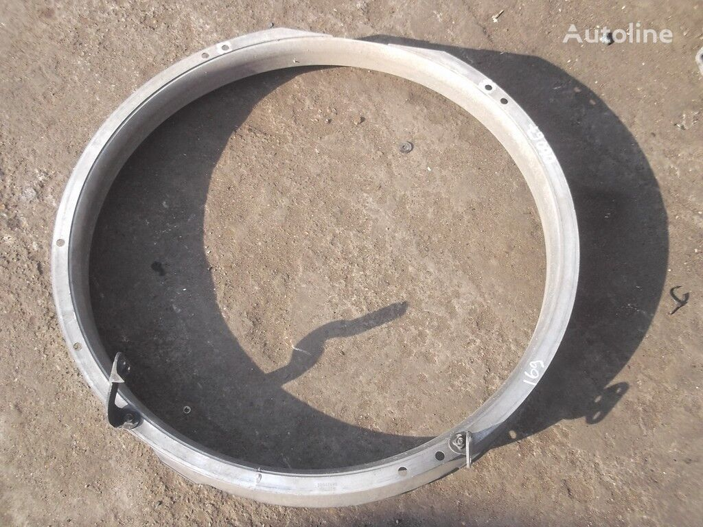 VOLVO kamyon için Kolco ventilyatora fan kapağı
