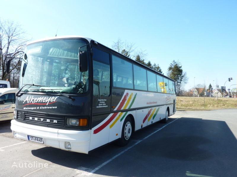 SETRA 215 otobüs için far