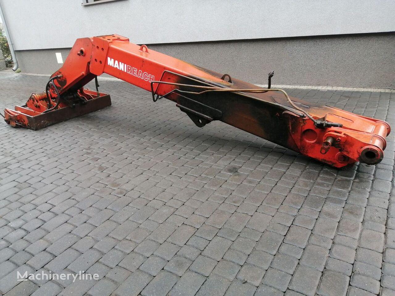 traktör için Maszt Ramię kompletne Manitou MLT 629 forklift kaldırma direği