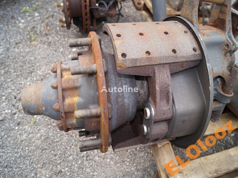 SCANIA TYLNE KOMPLETNE SCANIA P124 kamyon için fren pabuçları