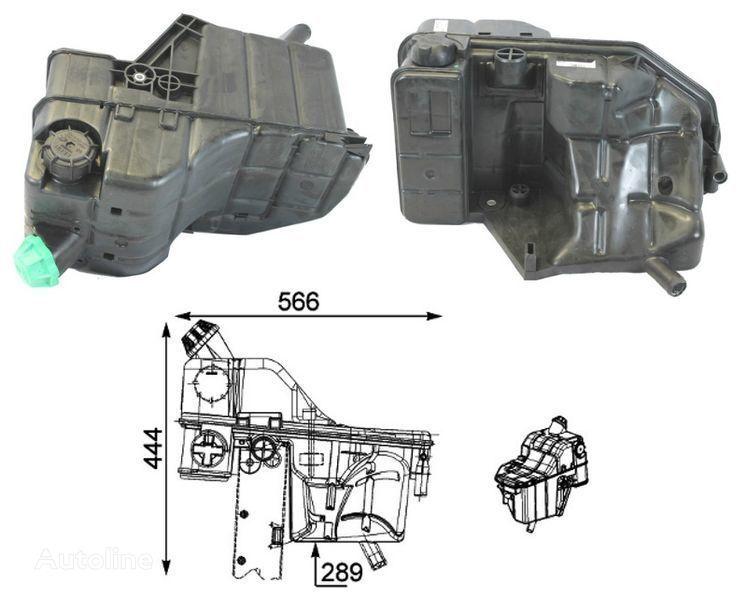 yeni MERCEDES-BENZ ACTROS kamyon için BEHR HELLA 0005003149.89100002004 genleşme tankı