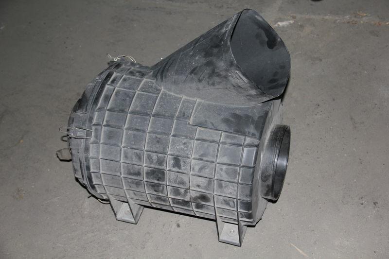 SCANIA SERIE 4 / R tır için SCANIA hava filtre gövdesi