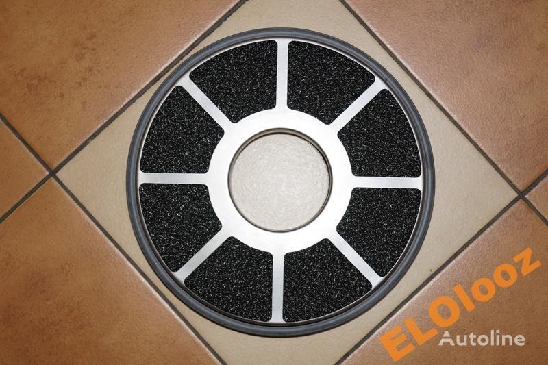 OKRĄGŁY RVI 0003566041 kamyon için hava filtresi