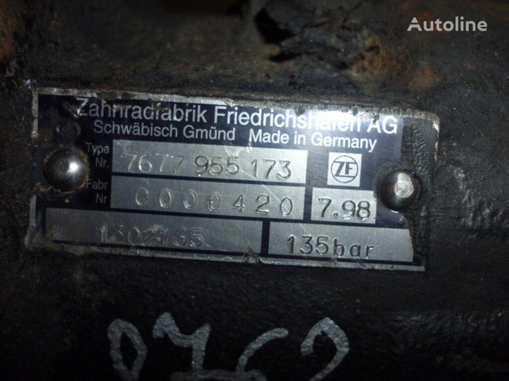 kamyon için Nasos GUR Scania hidrolik amplifikatör