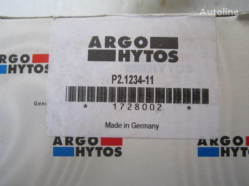 yeni ekskavatör için Nimechchina Argo Hytos P2. 1234-11 hidrolik filtre
