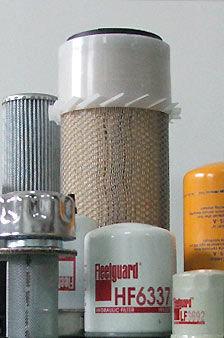 yeni ATLAS ekskavatör için FLEETGUARD, SF-FILTER,BALDWIN Vsi filtri do lyuboyi tehniki hidrolik filtre