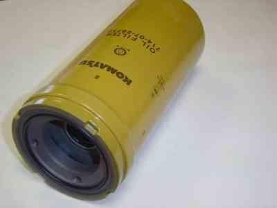 yeni KOMATSU P37; PX21 ekskavatör için KOMATSU hidrolik filtre