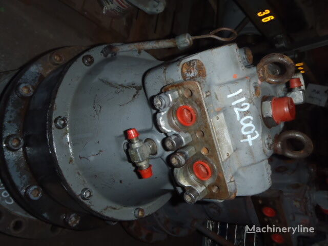 HITACHI EX550 ekskavatör için HITACHI KAWASAKI M2X120B-CHB-10A-42/305 hidrolik motor