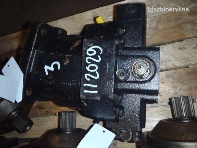 HITACHI ZX210W ekskavatör için HITACHI REXROTH A6VM140HA2T/63W-VZB380A-SK hidrolik motor
