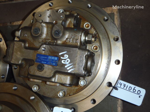 yeni HITACHI EX165 ekskavatör için HITACHI TRANSMITAL MAGA085VP33 MHKAYABAKT hidrolik motor