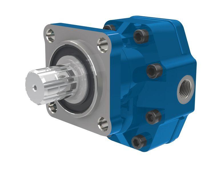 yeni tır için Avstriya/82 l/min. Gidravlicheskie komplekty hidrolik pompa