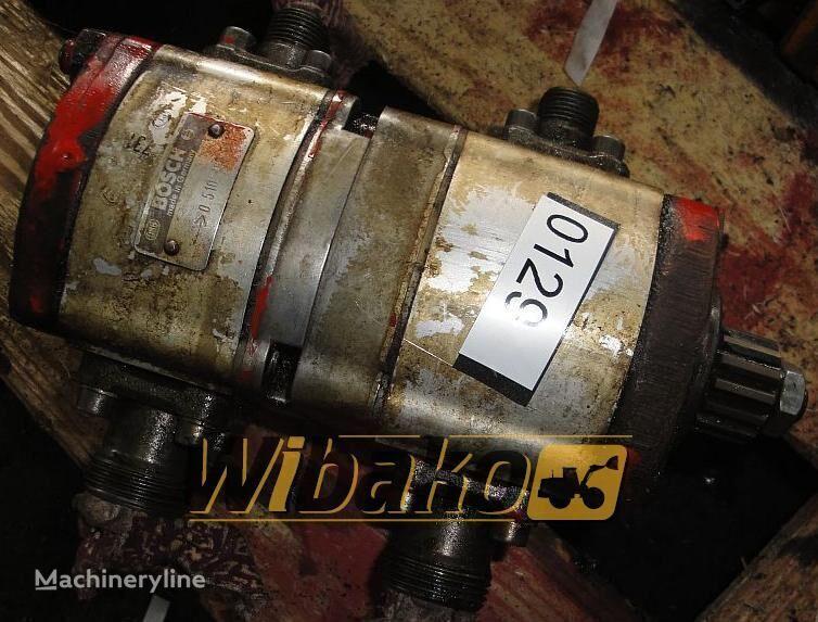 0510166011 ekskavatör için Hydraulic pump Bosch 0510166011 hidrolik pompa