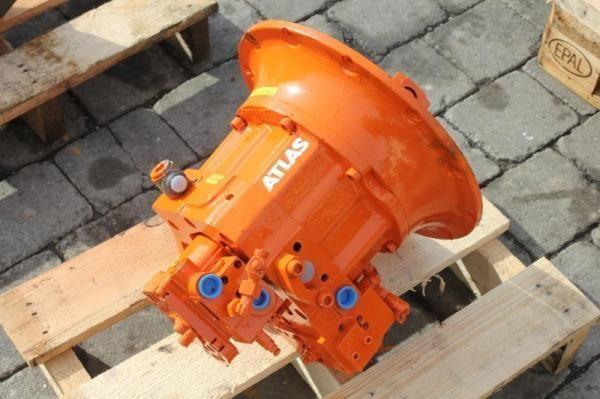 ATLAS 1304,1404,1504,1604 ekskavatör için LNDE HPR90,HPR100 hidrolik pompa