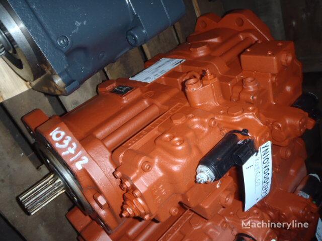 yeni KOBELCO SK200-6 ekskavatör için KOBELCO KAWASAKI K3V112DT-1RAR-9T1L hidrolik pompa