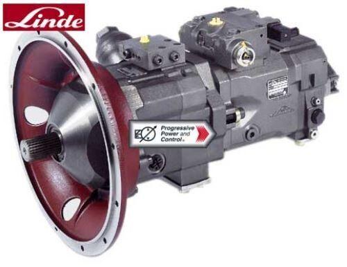 yeni ekskavatör için LINDE HPR-01, HPR-02, HMV-02, hidrolik pompa