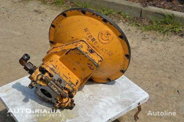 ZEPPELIN ekskavatör için HYDROMATIK A8V055 hidrolik pompa