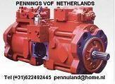 yeni for all BRANDS EXCAVATORS  ekskavatör için ALLE MERKEN hidrolik pompa