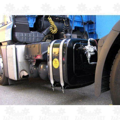 yeni tır için BINNOTTO Italiya Komplekty gidravliki dlya gruzovika/ustanovka/garantiya hidrolik tank