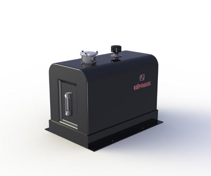 yeni tır için zakabinnyy 180 l zheleznyy hidrolik tank