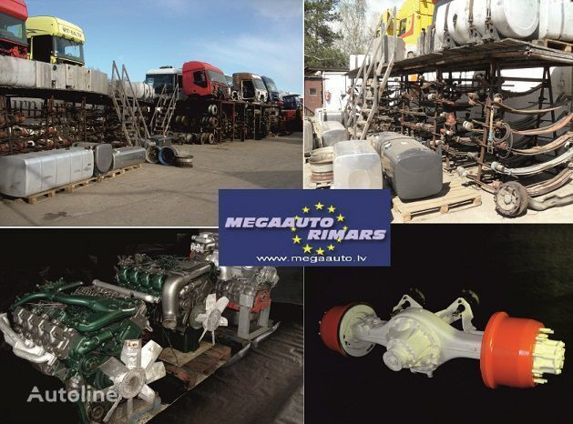 MANY TYPES AND MODELS kamyon için jeneratör