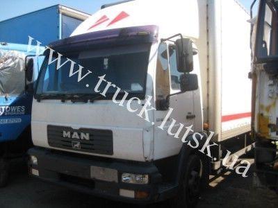 MAN LE 12.220 kamyon için MAN kabin