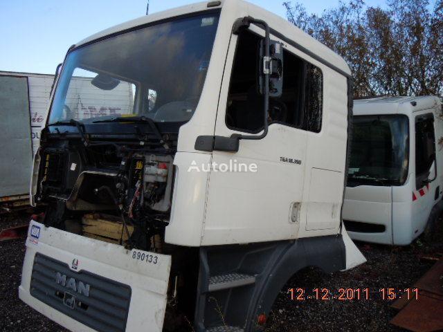 MAN TGA kamyon için kabin