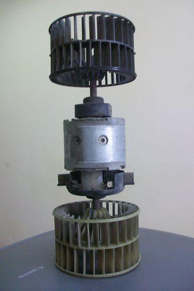 DAF XF,CF tır için Motor pechki kalorifer radyatörü