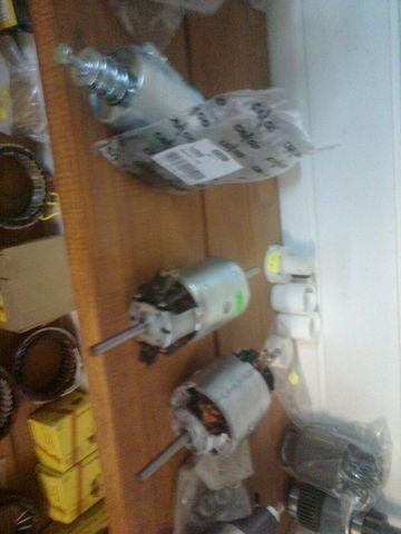 yeni MERCEDES-BENZ ACTROS  tır için bosch Motor pechki 0130111130 kalorifer radyatörü