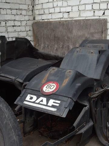 DAF 95XF tır için kanat