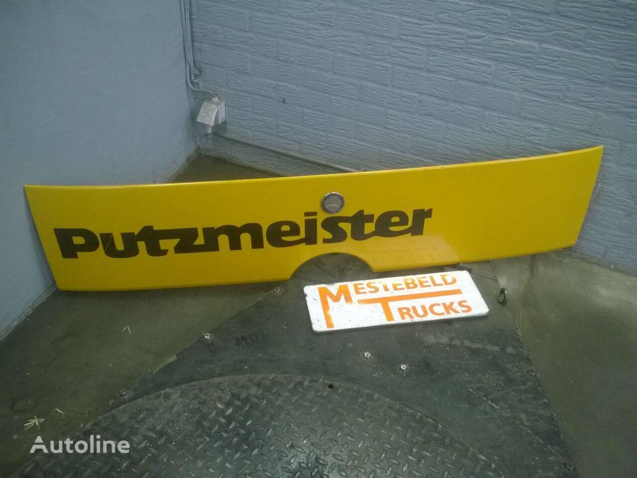 MERCEDES-BENZ Frontplaat boven grille tır için kaplama