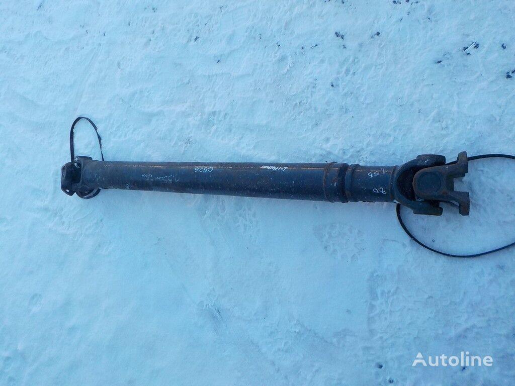 kamyon için L=1740mm Renault kardan mili