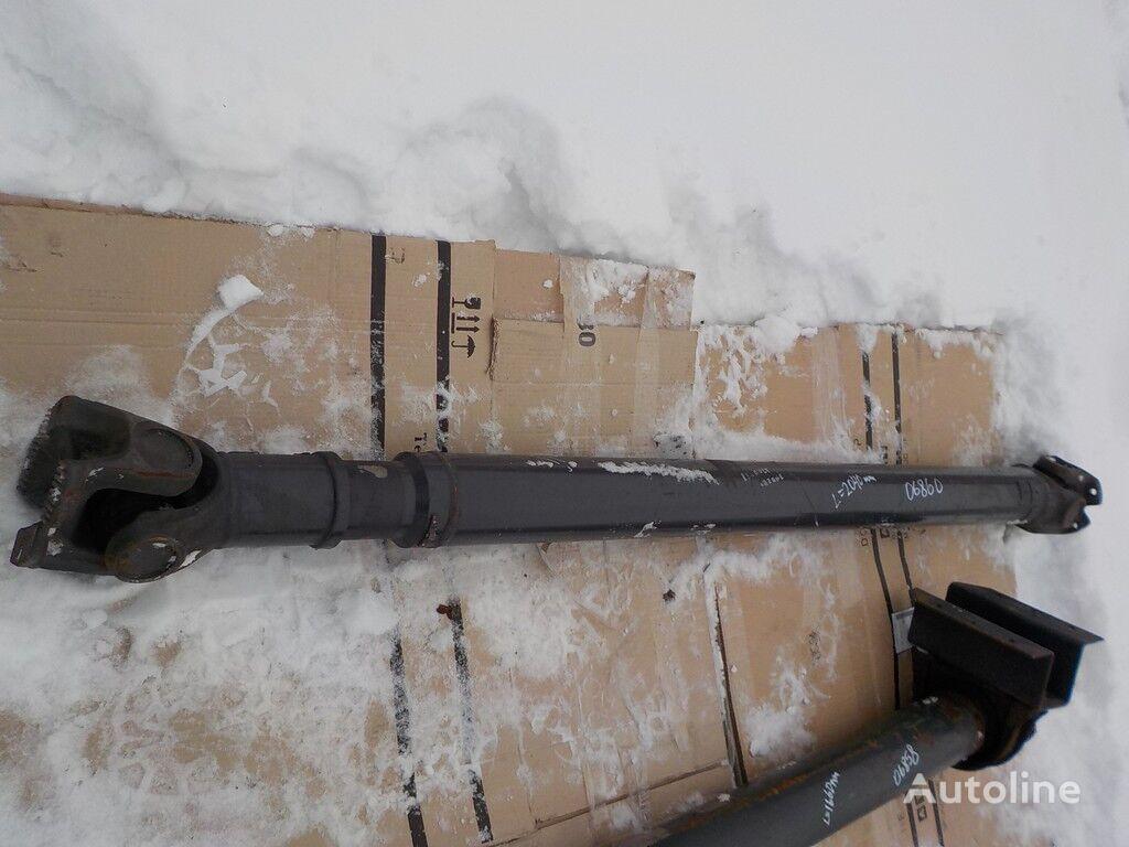 kamyon için L=2040mm Renault kardan mili