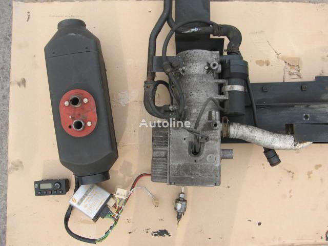 Lyubaya. 12- 24 volt için kendiliğinden ısıtmalı