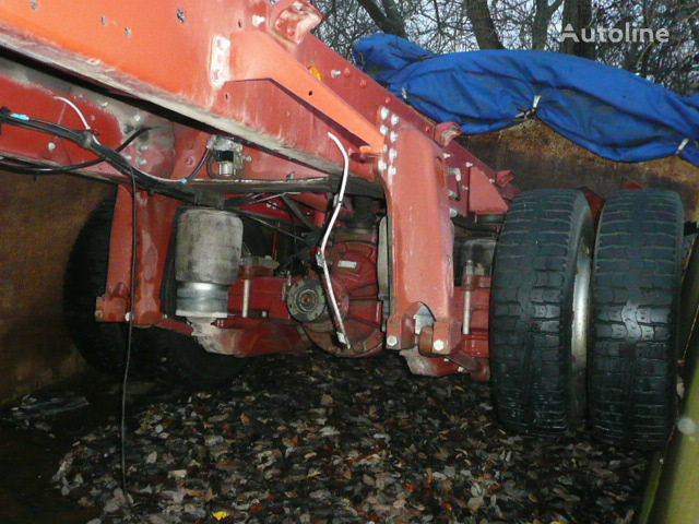 IVECO Eurocargo 130 E Tector kamyon için Part nr. 7183738 köprü